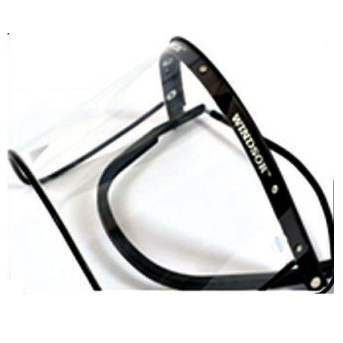 Ratchet Type Face Shield