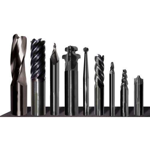 Reamers Solid Carbide