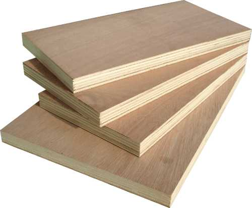 Red Plywood