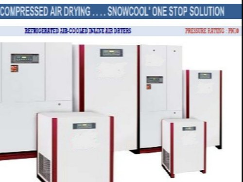 Refrigerant Dryer