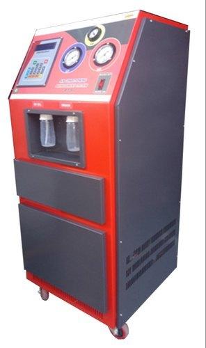 Refrigerant Gas Charging