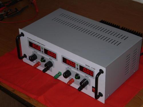 Regulated Dc Power Supplies