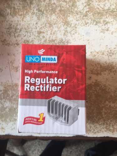 Regulators Rectifiers