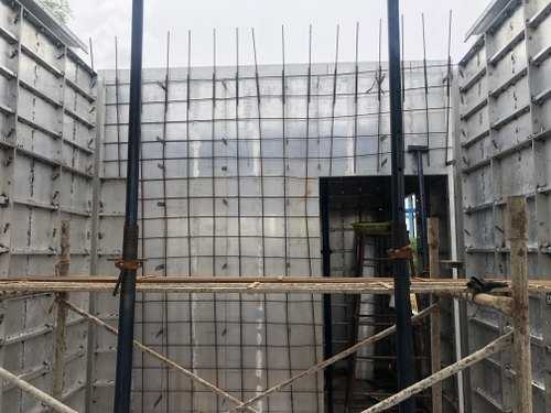 Residential Building Construction Project