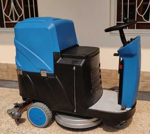 Ride On Scrubber And Dryers