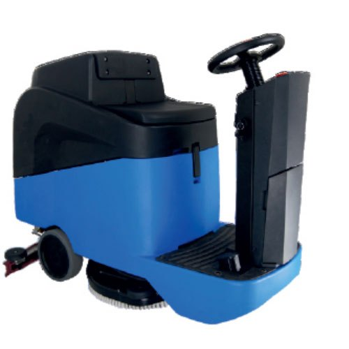 Ride On Scrubber Dryers