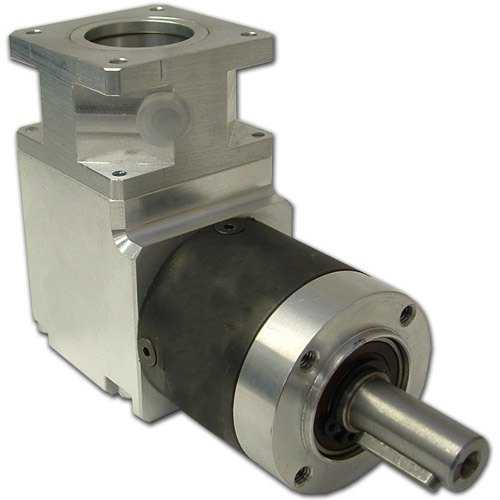Right Angle Helical Geared Motor