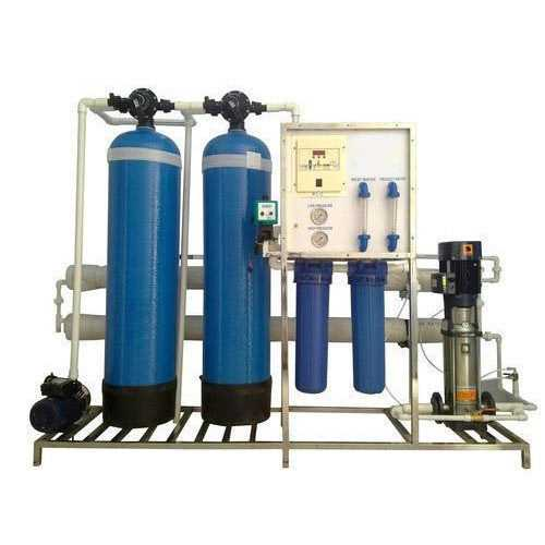Ro Water Mineral Plant
