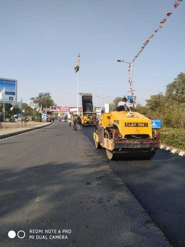 Roads Construction Works