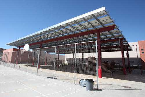 Roof Mounting Solar Structures