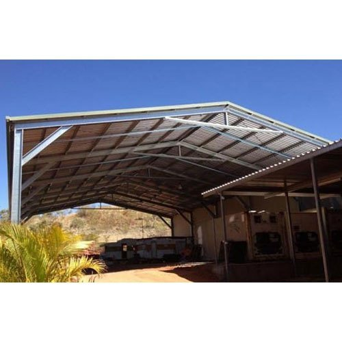 Roofing Warehouse Shed