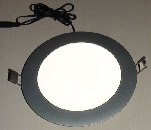 Round Led Flat Panel Lights