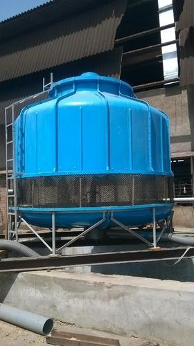 Round Shape Frp Cooling Tower