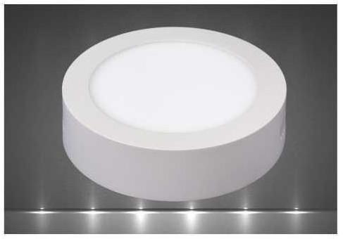 Round Surface Panel