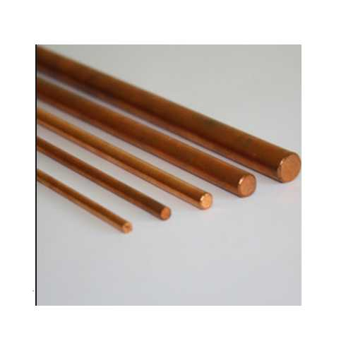 Rounds Copper Rods