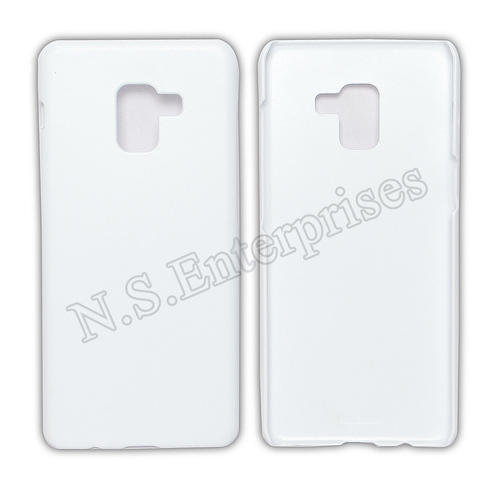 White Plastic Apple Iphone 5 Back Cover Rs 30 /piece Nakoda