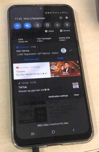 Samsung Smartphone Mobile
