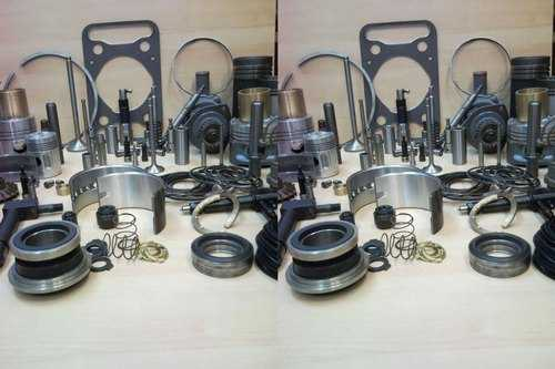 Screw Compressor Spares Parts