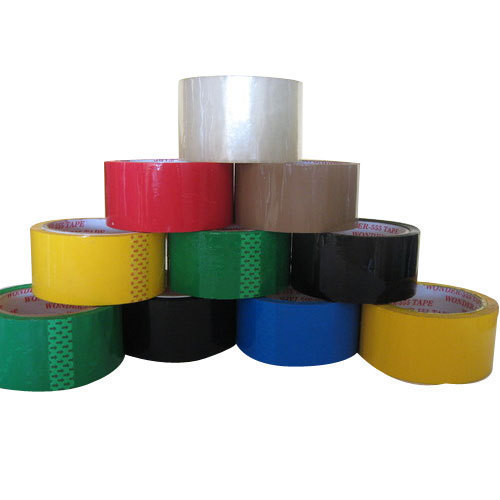Self Adhesive Plain Tapes