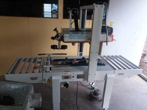 Semi-Automatic Carton Sealer