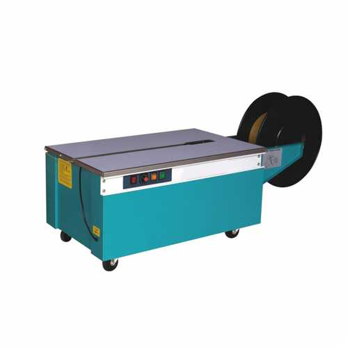 Semi Automatic Low Table Strapping Machines
