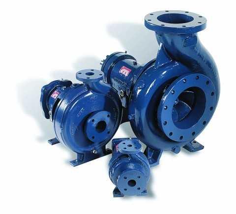 Series Centrifugal Pumps