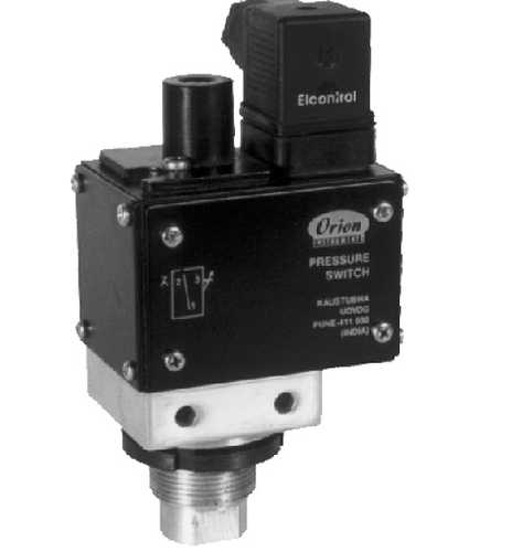 Series Pressure Switches