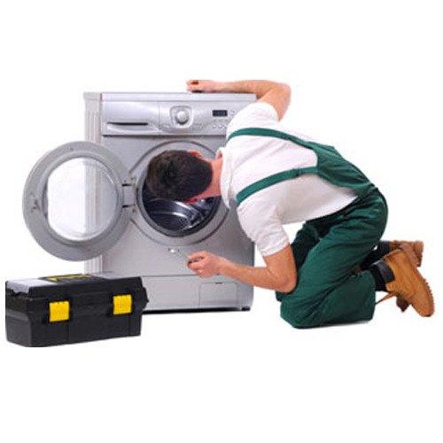 Servicing Washing Machine