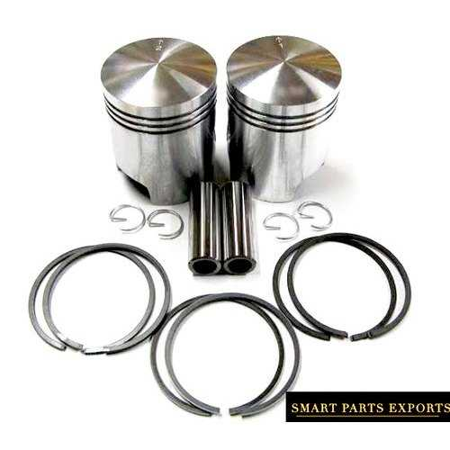 Setting Piston Ring