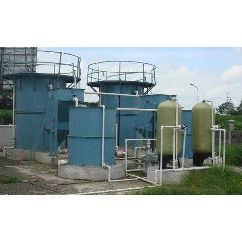 Sewage Treatment Plant Designing Services
