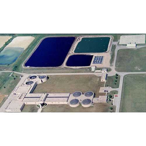 Sewage Treatment Plant With Mbbr