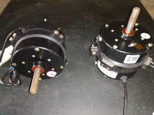 Shaft Cooler Motor