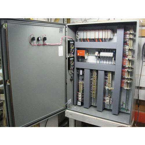 Sheet Metal Electrical Panels