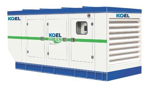 Silent Diesel Generating Sets