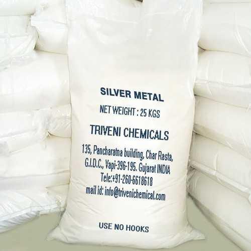 Silver Metals