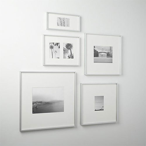 Silver Photos Frames