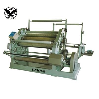 Single Face Paper Corrugation Machine Oblique Type