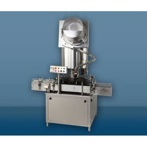 Single Head Automatic Ropp Capping Machine