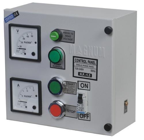 Single Phase Electrical Panel