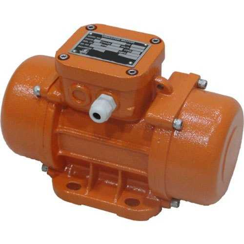 Single Phase Vibrating Motor