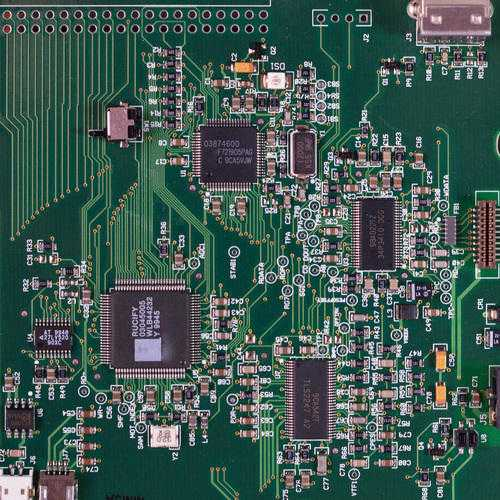 Singles Side Printed Circuit Boards