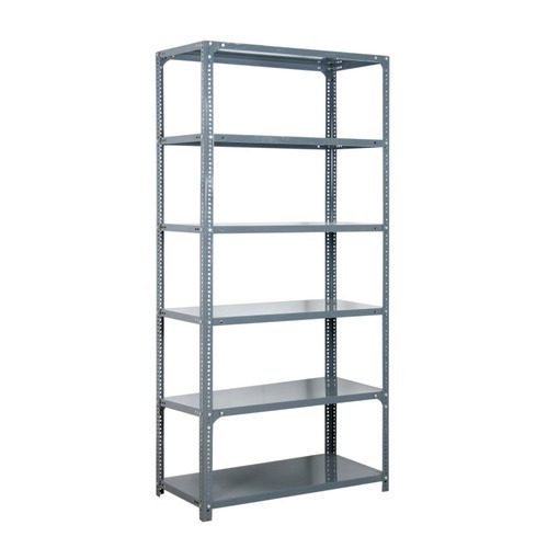 Slotted Angle Mild Steel Rack