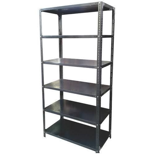 Slotted Angles Steel Racks