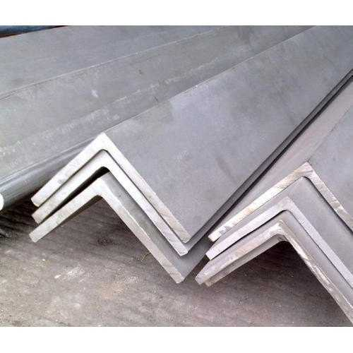 Slotted Stainless Steel Angles