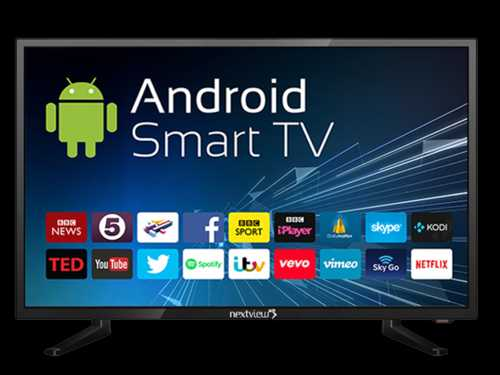 Smart Led Tv 40 Inches