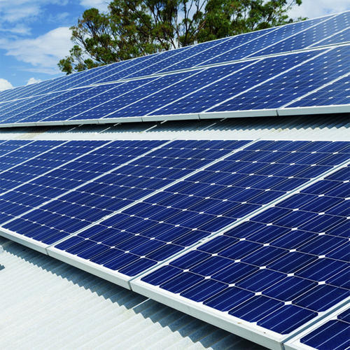 Solar Electrical Panel