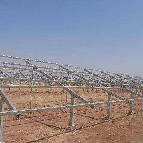 Solar Ground Mounting Structures