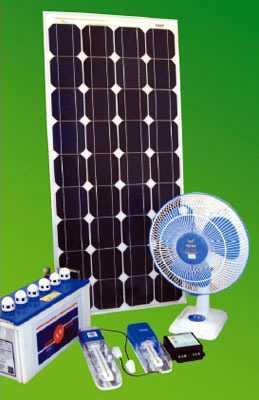 Solar Home Lightning Systems