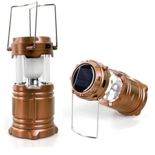 Solar Lantern With Torch