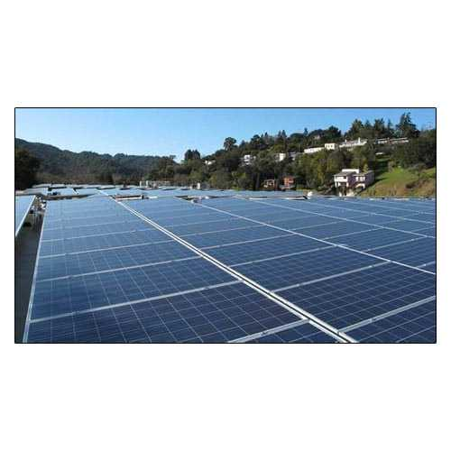 Solar On Grid Power Packs